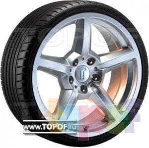 Колесные диски Rondell 0208. Изображение модели #1