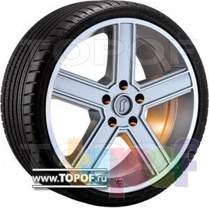 Колесные диски Rondell 0211. Изображение модели #1