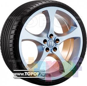 Колесные диски Rondell 0212. Изображение модели #1