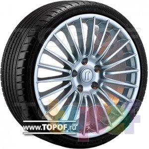 Колесные диски Rondell 0214. Изображение модели #1