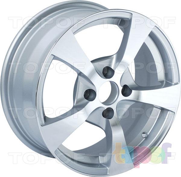 Колесные диски Roner LD01. Изображение модели #1