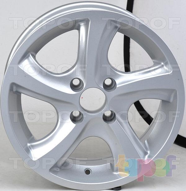 Колесные диски Roner LD02. Изображение модели #2