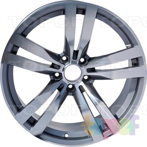 Колесные диски Roner RN0301. Изображение модели #2