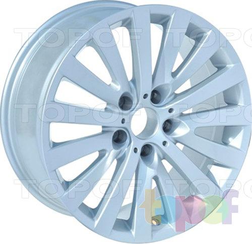 Колесные диски Roner RN0303. Изображение модели #1