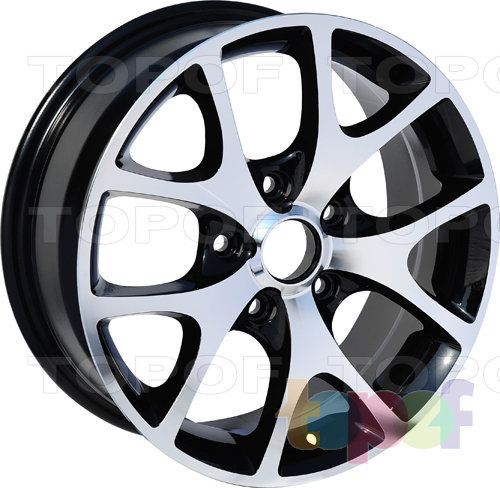 Колесные диски Roner RN0501