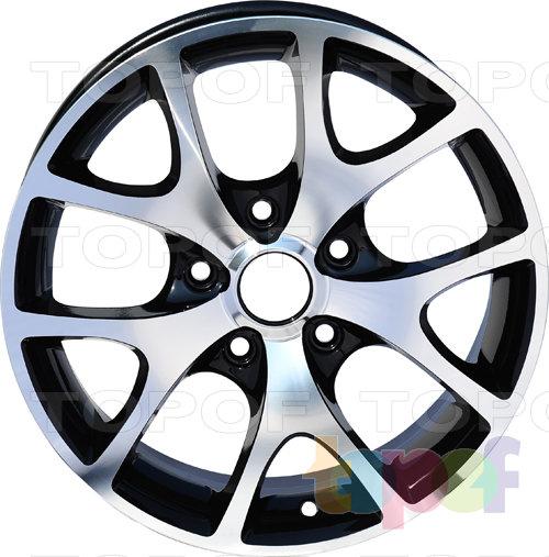 Колесные диски Roner RN0501. Изображение модели #2