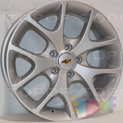 Колесные диски Roner RN0501. Изображение модели #3