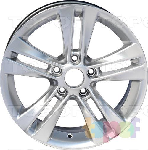 Колесные диски Roner RN0503. Изображение модели #2