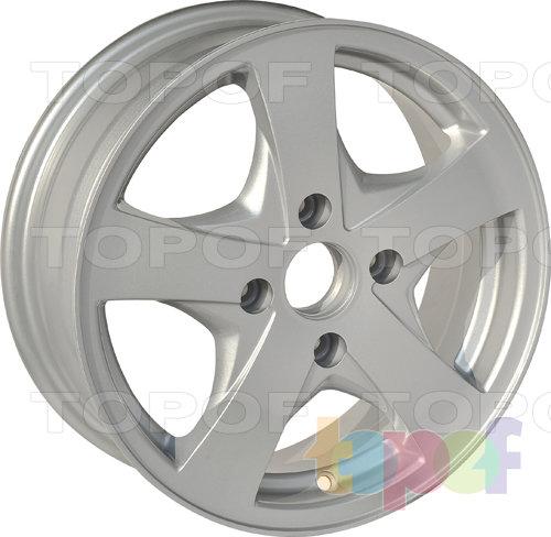 Колесные диски Roner RN0504. Изображение модели #1