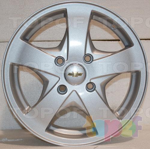Колесные диски Roner RN0504. Изображение модели #4