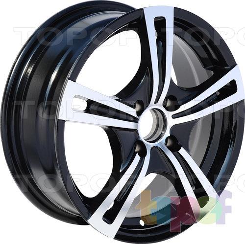 Колесные диски Roner RN0505. Изображение модели #1