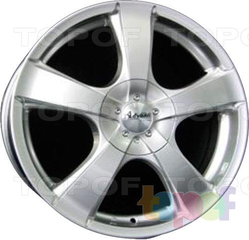 Колесные диски Roner RN0506. Изображение модели #1