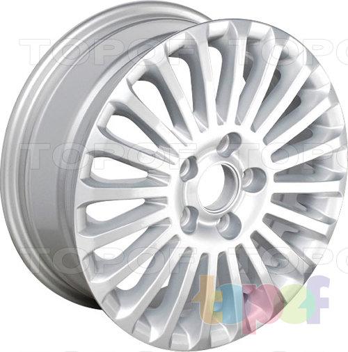 Колесные диски Roner RN0801. Изображение модели #1