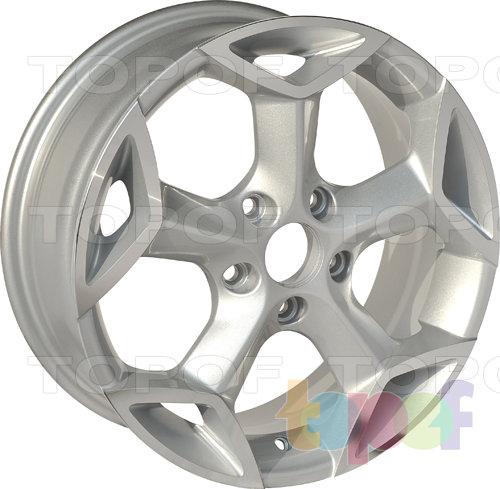 Колесные диски Roner RN0802. Изображение модели #1