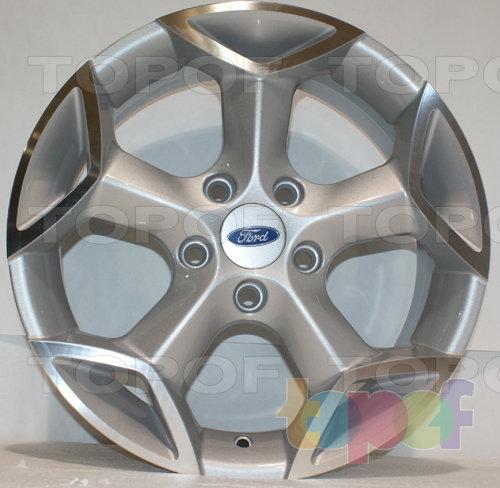 Колесные диски Roner RN0802. Изображение модели #3
