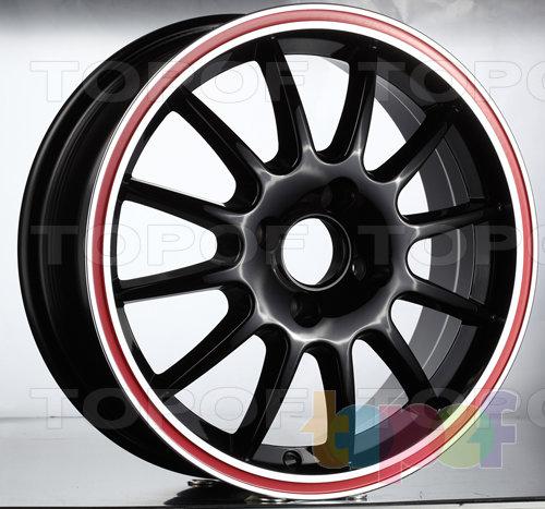 Колесные диски Roner RN0803. Изображение модели #1