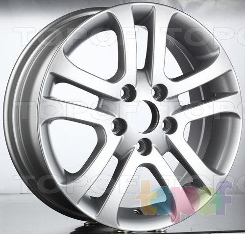 Колесные диски Roner RN0804. Изображение модели #3