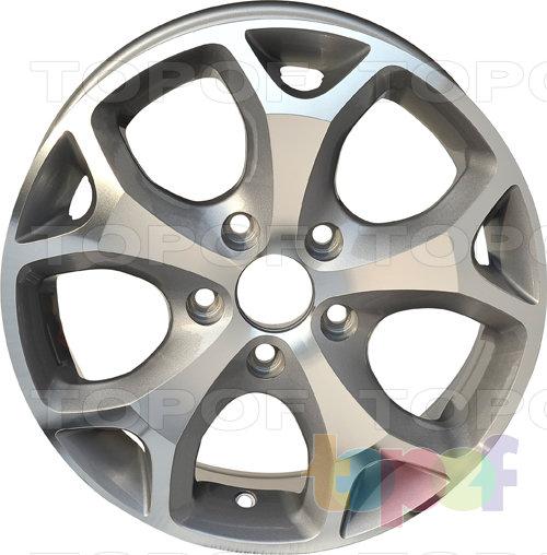Колесные диски Roner RN0806. Изображение модели #2