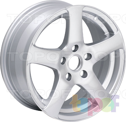 Колесные диски Roner RN0901. Изображение модели #1