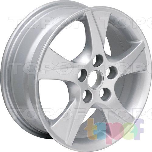 Колесные диски Roner RN0902. Изображение модели #1