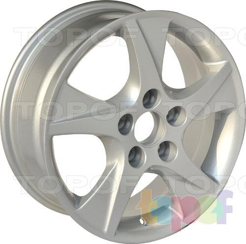 Колесные диски Roner RN0902. Изображение модели #2