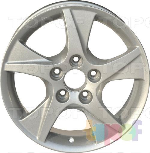 Колесные диски Roner RN0902. Изображение модели #3