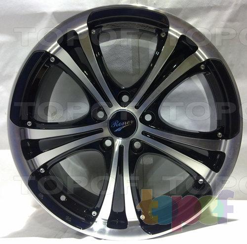 Колесные диски Roner RN0905. Изображение модели #2