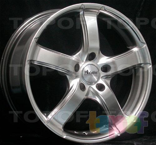Колесные диски Roner RN0906. Изображение модели #1