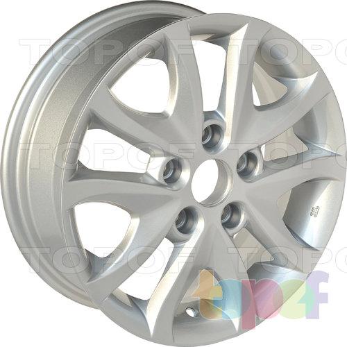 Колесные диски Roner RN1004. Изображение модели #1