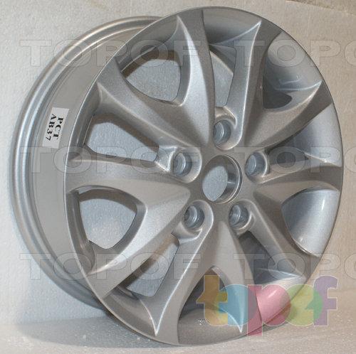Колесные диски Roner RN1004. Изображение модели #3