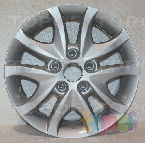 Колесные диски Roner RN1004. Изображение модели #4