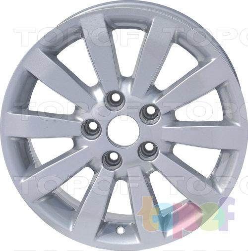Колесные диски Roner RN1005. Изображение модели #2