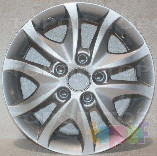 Колесные диски Roner RN1202. Изображение модели #2