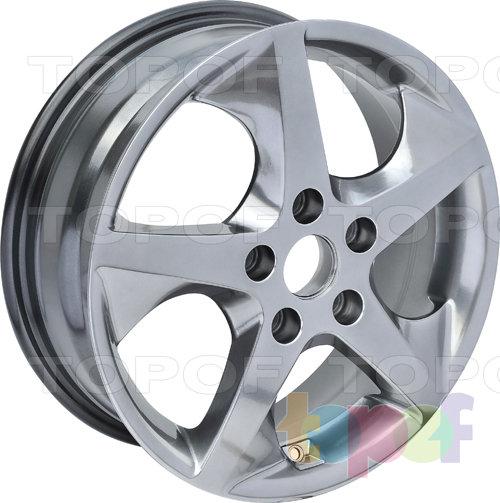 Колесные диски Roner RN1203. Изображение модели #1