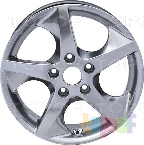 Колесные диски Roner RN1203. Изображение модели #2