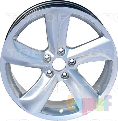 Колесные диски Roner RN1502. Изображение модели #3