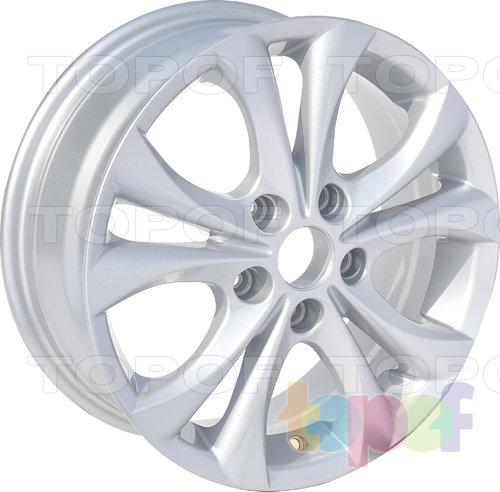 Колесные диски Roner RN1503. Изображение модели #1