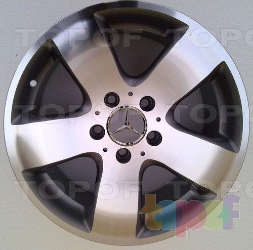 Колесные диски Roner RN1504. Изображение модели #4