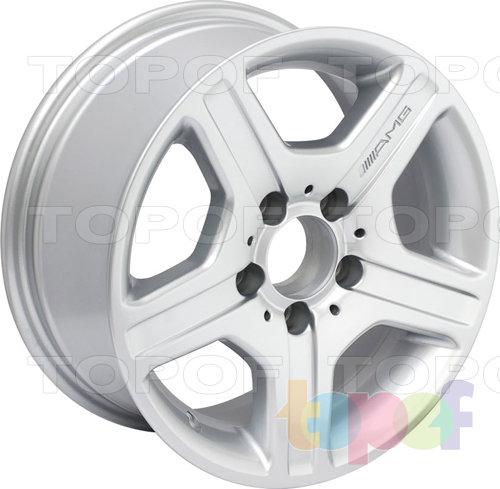 Колесные диски Roner RN1601. Изображение модели #1