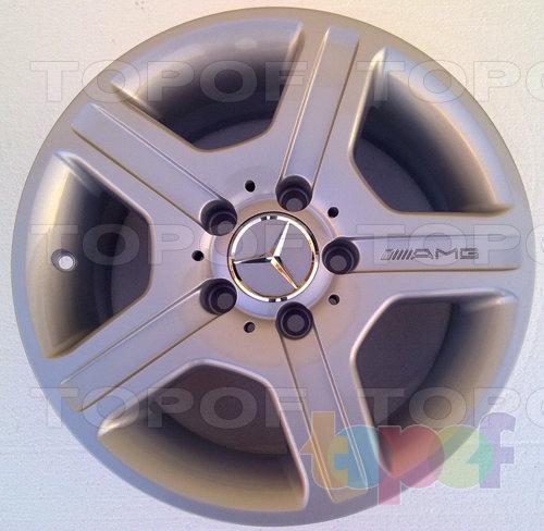 Колесные диски Roner RN1601. Изображение модели #3