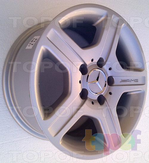 Колесные диски Roner RN1601. Изображение модели #4