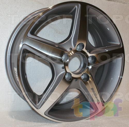 Колесные диски Roner RN1602. Изображение модели #5