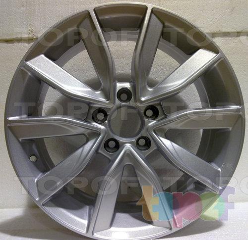 Колесные диски Roner RN1604. Изображение модели #3