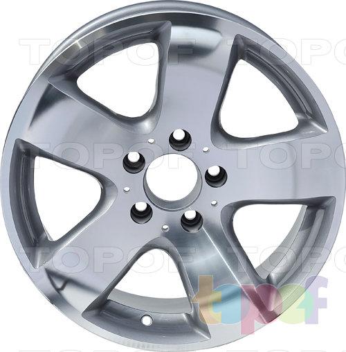 Колесные диски Roner RN1607. Изображение модели #2