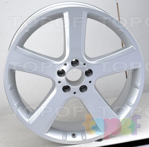 Колесные диски Roner RN1610. Изображение модели #2