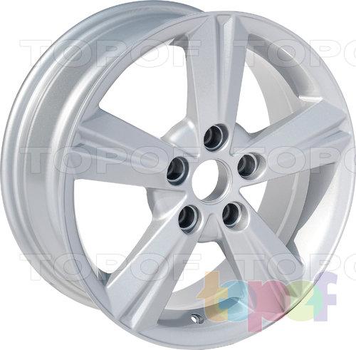 Колесные диски Roner RN1801. Изображение модели #1