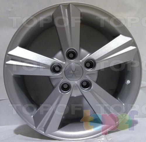 Колесные диски Roner RN1801. Изображение модели #5