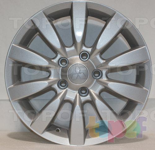 Колесные диски Roner RN1802. Изображение модели #2