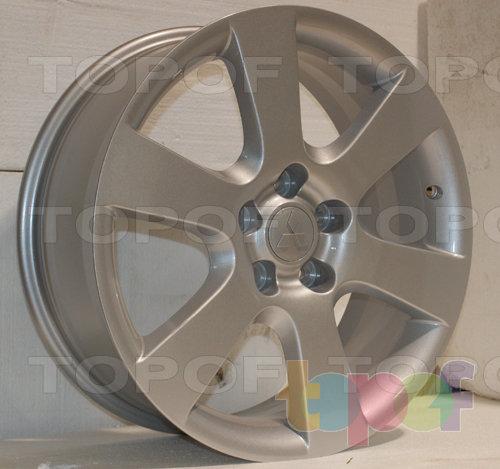 Колесные диски Roner RN1805. Изображение модели #3