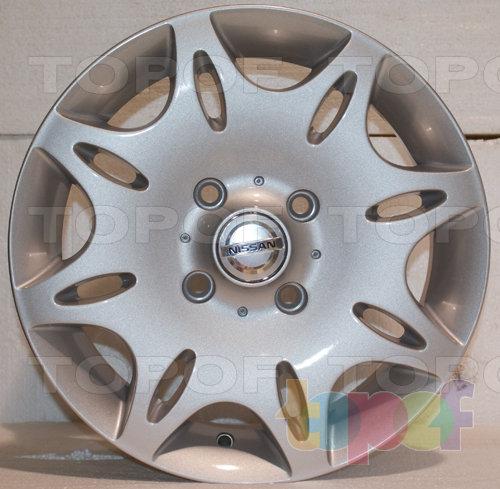Колесные диски Roner RN1901. Изображение модели #2